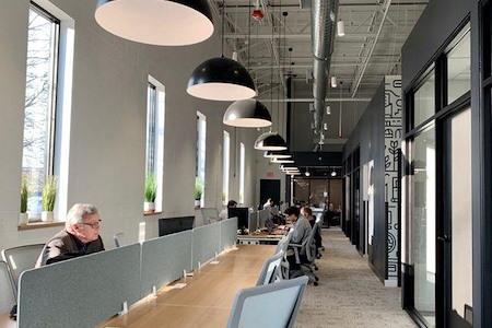 Staples Studio Needham - Full-Time Coworking Membership