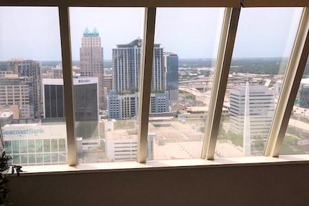 Orlando Office Center - Downtown Orlando - Suite 2331 - 4 Desk CORNER Office