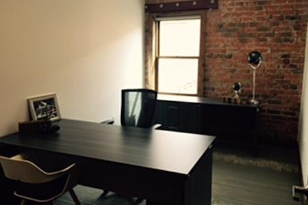 The Bonneville - Office 210