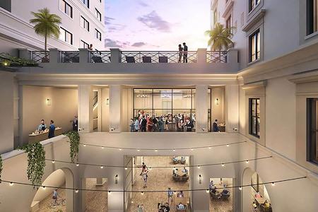 THesis Hotel Miami - Impact
