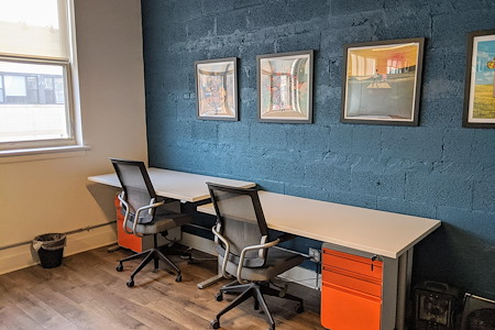 Second Shift - Large Office with Natural Light