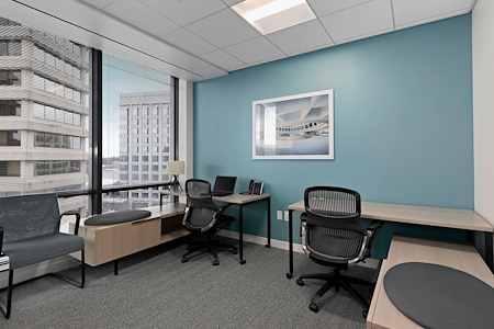 Carr Workplaces - Friendship Heights - Chesapeake Day Office