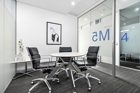 workspace365 - 330 Collins Street - Baw Baw | 3 Person Meeting Room