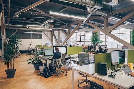 Ugather Cowork - Dedicated Desk