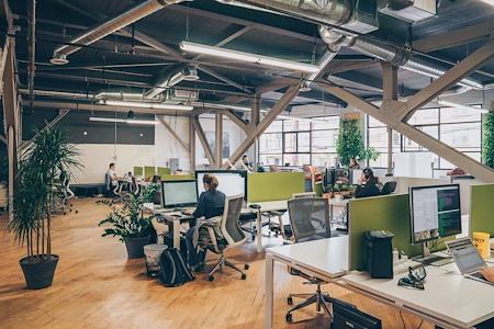 Ugather Cowork - Open Desk (Shared)