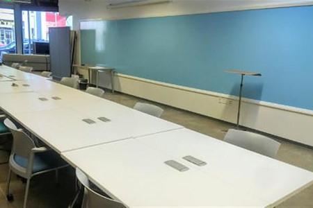 BLANKSPACES Santa Monica - WorkCafe 24/7