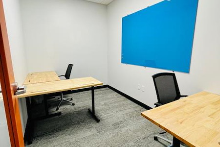 Expansive - Cathedral Square - 1 - 2 Person Office #355