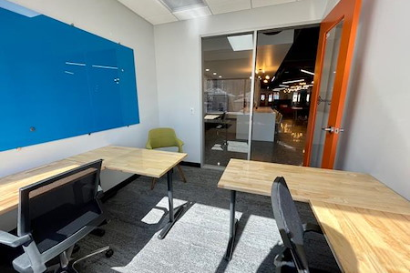 Expansive - Cathedral Square - 1-4 Person Office - Office 318
