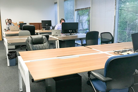 Duo Works - Full Time Desk - Coworking
