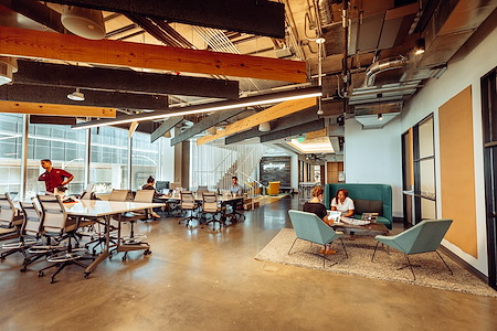 Galvanize | Austin - Open Seating - Free One Week Trial