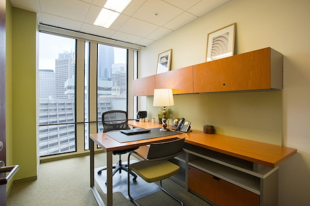 Carr Workplaces - Embarcadero Center - 1408 - Partial Bay View Office for 1