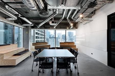 Space&Co. 2 Southbank - Workshop Studio | 19.03