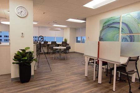 Office Evolution - Plantation - Drop in virtual space