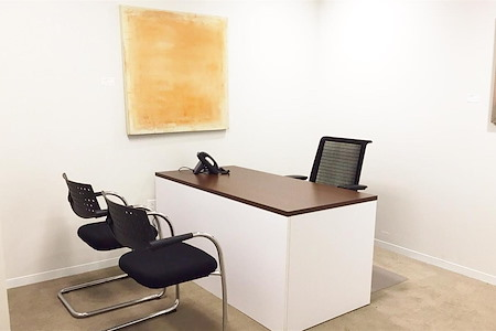 AdvantEdge Workspaces - Downtown Center - Private, Interior Office