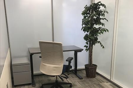 Workzones Santa Barbara - Bronze Interior Office
