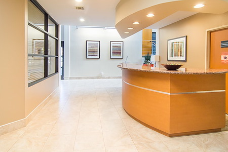 (AES) Airport Executive Suites - Interior Office
