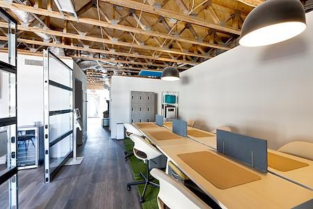 Workspace 808 - Dedicated Desk
