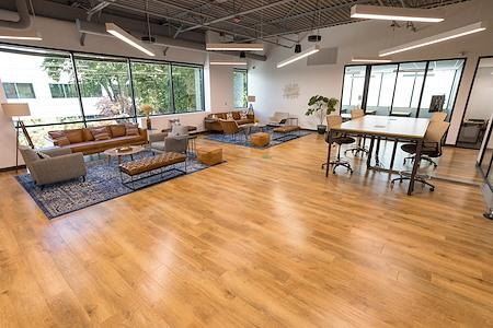 Venture X | Pleasanton - Shared Desks