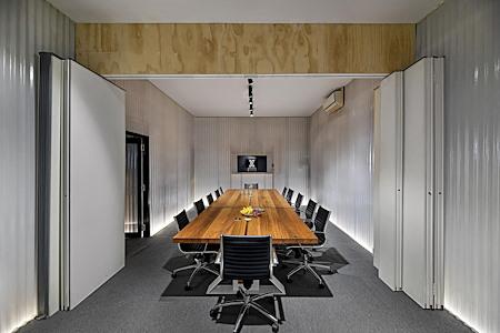 Exchange Workspaces Richmond - Combined Room