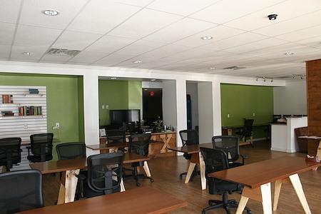 Splash Coworking - Headwaters Indoor Event Space