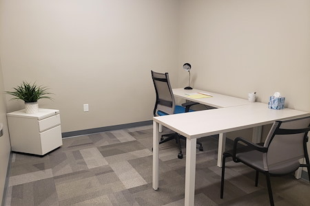 Office Evolution - Tampa - Office 101 - Interior for 1