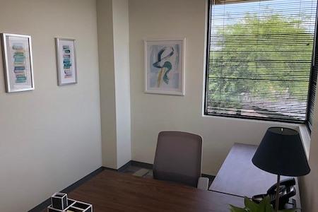 Office Evolution - Phoenix - Private office at OE Phoenix