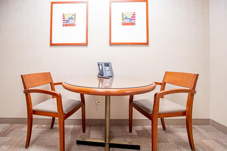 Symphony Workplaces - Morristown, NJ - Interview Room @ Symphony Workplaces