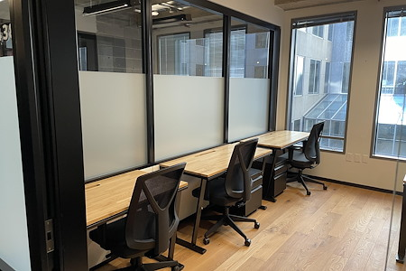 Mindspace K Street - Windowed Office for 6