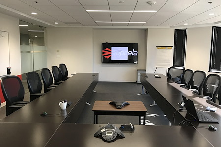 Apcela Co-Working Space @ Wiehle Reston East Metro - Denali Conference Room
