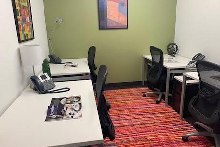 Regus | Harbor Drive Executive Park - Office Suite #326
