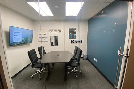 Downtown Works Carlsbad - The Huddle Room