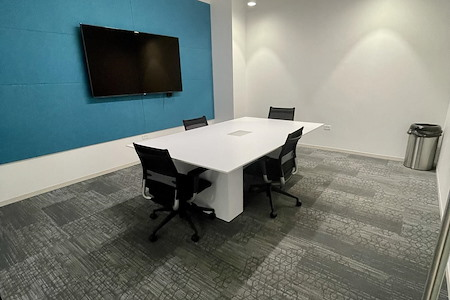 The Pitch Workspace - 4 Person Meeting Room