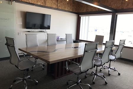 Tradecraft Industries - Conference Room (Glass Tower)