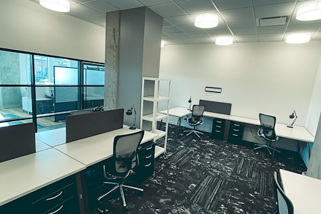 25N Coworking | Frisco - Team Office #124