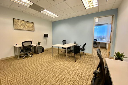 Regus Warner Center - Plug & Play Move-In Ready Team Space