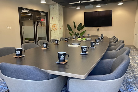 ALX Community - Athenaeum Meeting Room