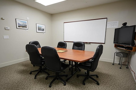 Satellite Workplaces Felton - Conference Room