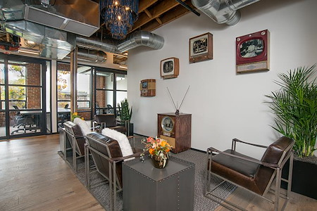 Shift Workspaces | Bannock - Private Office for 4