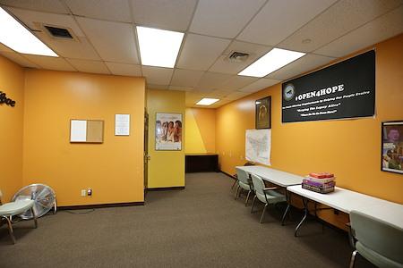 MAKE SPACE NJ - Union County, (The B.O.S.S Incubator) - Training Room