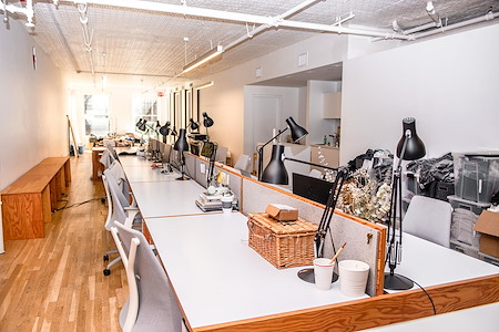 ADAY - Soho Office Space Available