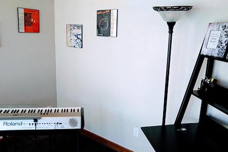 StudioK Music - StudioK Cottage #2 | 120 sq ft