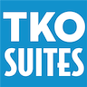 Logo of TKO Suites Knoxville TN