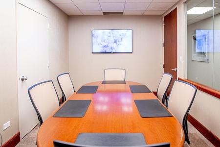 Symphony Workplaces - Morristown, NJ - Executive Meeting Room @ Symphony WP