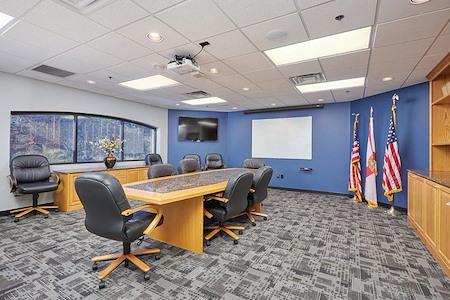 DemiSar Workspace - Executive Conference Room