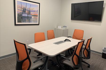 Office Evolution - Mount Pleasant - Wando Meeting Room