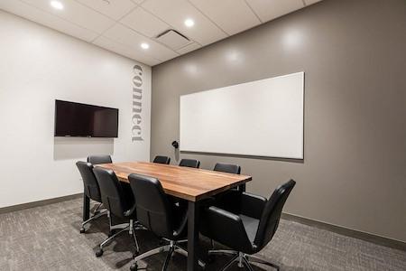 Roam Lenox - Private Office #7, 4 people