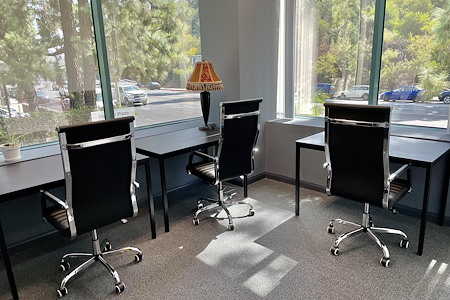 The Muse Rooms - Office 8