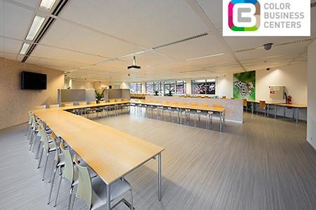 Regus | Utrecht, Secoya Papendorp - Dedicated Desk