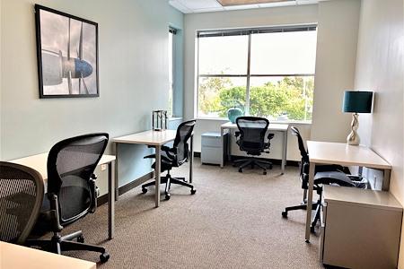 Regus | Petaluma Marina - Office 201