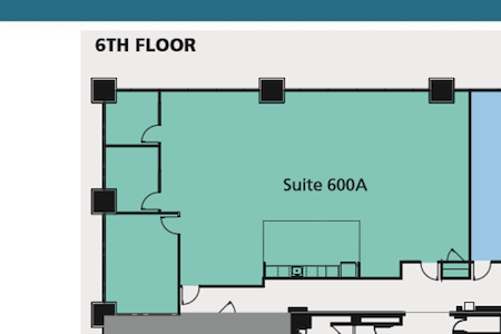 Expansive - Trinity Place - SmartSuite 600A